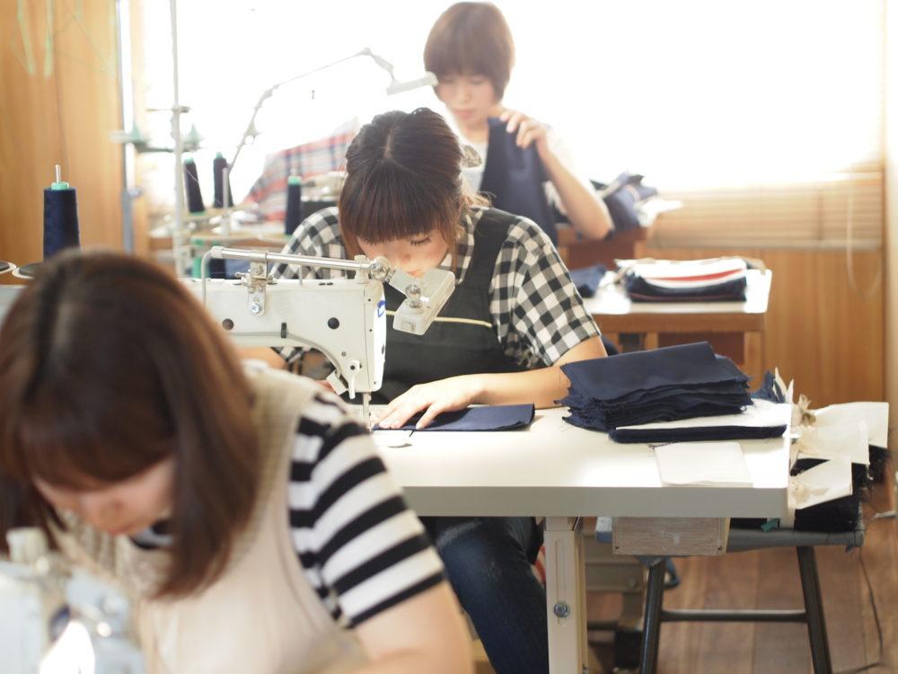 衣料品・服飾雑貨等の製造